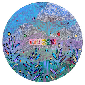 Sara Roizen Vinyl Mandala - Vol 4 Side 5