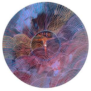 Sara Roizen Vinyl Mandala - Vol 4 Side 14