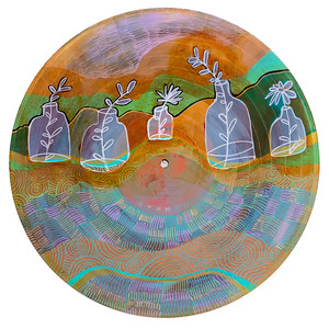 Sara Roizen Vinyl Mandala - Vol 4 Side 3