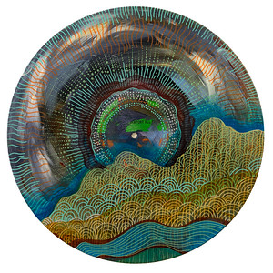 Sara Roizen Vinyl Mandala - Vol 4 Side 34