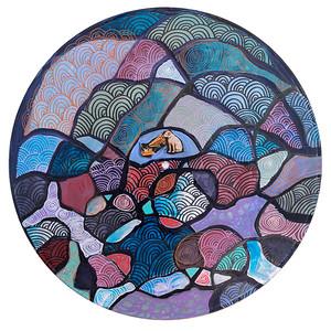 Sara Roizen Vinyl Mandala - Vol 4 Side 4