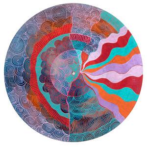 Sara Roizen Vinyl Mandala - Vol 4 Side 2