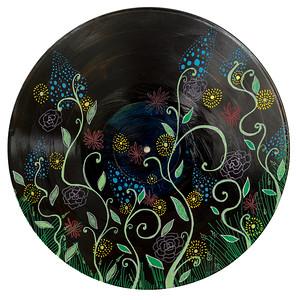 Sara Roizen Vinyl Mandala - Vol 4 Side 21