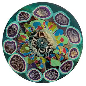 Sara Roizen Vinyl Mandala - Vol 4 Side 31
