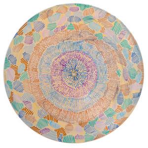 Sara Roizen Vinyl Mandala - Vol 4 Side 11