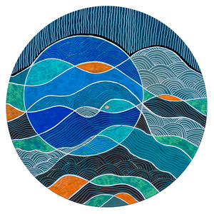 Sara Roizen Vinyl Mandala - Vol 4 Side 39