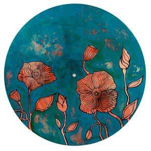 Sara Roizen Vinyl Mandala - Vol 4 Side 24