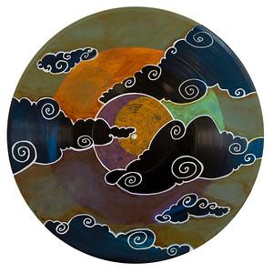 Sara Roizen Vinyl Mandala - Vol 4 Side 20