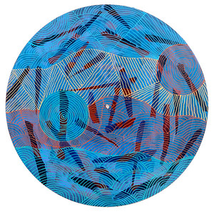 Sara Roizen Vinyl Mandala - Vol 4 Side 8