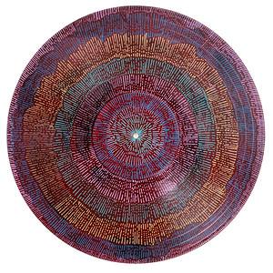 Sara Roizen Vinyl Mandala - Vol 4 Side 7