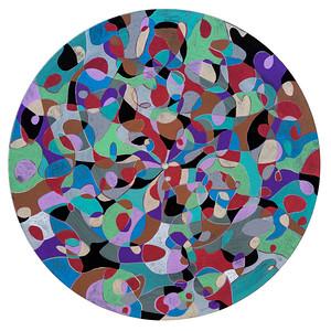 Sara Roizen Vinyl Mandala - Vol 4 Side 37