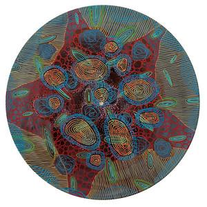 Sara Roizen Vinyl Mandala - Vol 4 Side 30