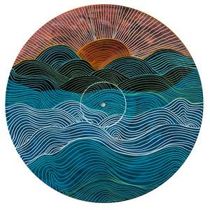 Sara Roizen Vinyl Mandala - Vol 4 Side 16