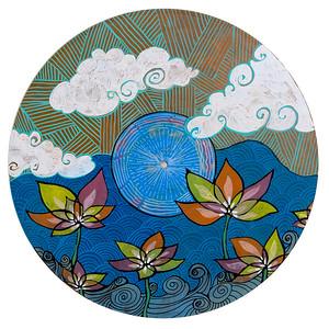 Sara Roizen Vinyl Mandala - Vol 4 Side 41