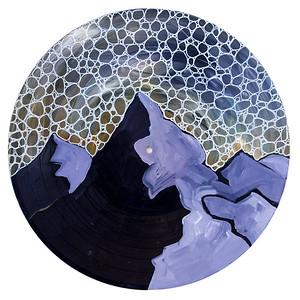 Sara Roizen Vinyl Mandala - Vol 4 Side 36
