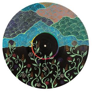 Sara Roizen Vinyl Mandala - Vol 4 Side 28
