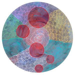 Sara Roizen Vinyl Mandala - Vol 4 Side 12