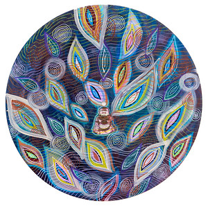 Sara Roizen Vinyl Mandala - Vol 4 Side 10