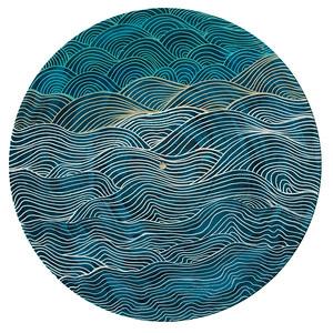 Sara Roizen Vinyl Mandala - Vol 4 Side 23