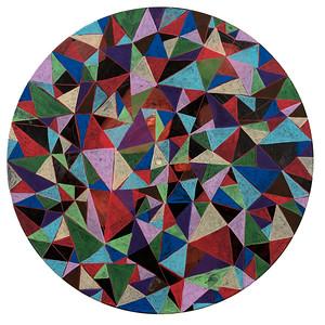 Sara Roizen Vinyl Mandala - Vol 4 Side 18