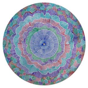 Sara Roizen Vinyl Mandala - Vol 4 Side 40