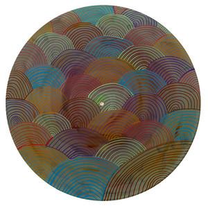 Sara Roizen Vinyl Mandala - Vol 4 Side 25