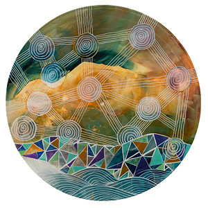 Sara Roizen Vinyl Mandala - Vol 4 Side 22