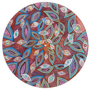 Sara Roizen Vinyl Mandala - Vol 4 Side 13