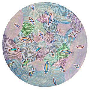 Sara Roizen Vinyl Mandala - Vol 4 Side 9