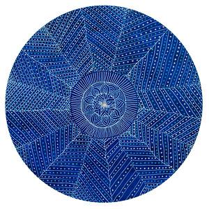 Sara Roizen Vinyl Mandala - Vol 4 Side 43