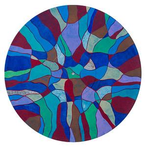 Sara Roizen Vinyl Mandala - Vol 5 Side 16