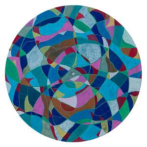 Sara Roizen Vinyl Mandala - Vol 5 Side 10