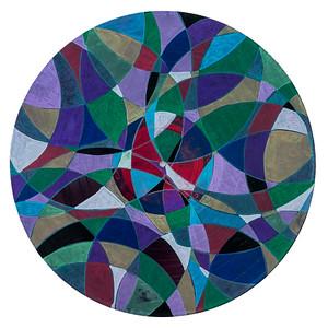 Sara Roizen Vinyl Mandala - Vol 5 Side 15