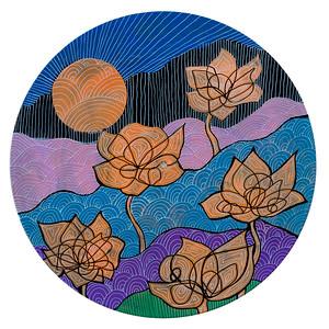Sara Roizen Vinyl Mandala - Vol 5 Side 20