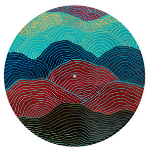 Sara Roizen Vinyl Mandala - Vol 5 Side 19