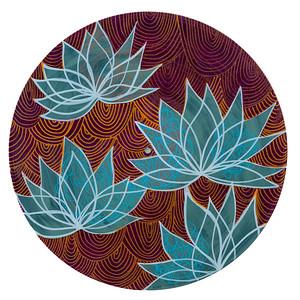 Sara Roizen Vinyl Mandala - Vol 5 Side 12