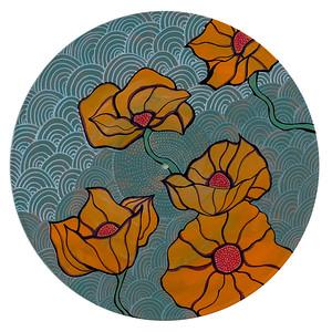 Sara Roizen Vinyl Mandala - Vol 5 Side 5