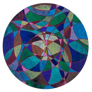 Sara Roizen Vinyl Mandala - Vol 5 Side 6
