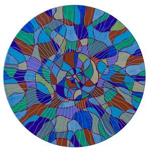Sara Roizen Vinyl Mandala - Vol 5 Side 8