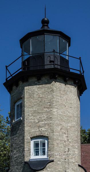 White Lake Lighthouse, Whitehall, Michigan<br /> Judy A Davis Photography, Tucson, Arizona