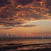 Sunset on Lake Michigan Beach, Whitehall, Michigan<br /> Judy A Davis Photography, Tucson, Arizona<br /> Oil painting effect