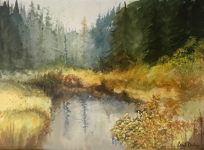 What I Painted in a Dale Popovich Workshop