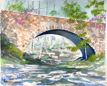 McCormick's Creek Bridge II