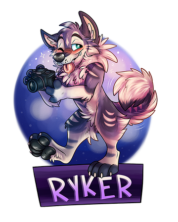 MFF 2018 Ryker Badge