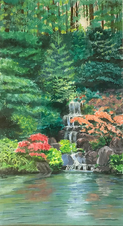 Heavenly Falls, Oregon