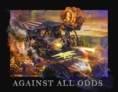 AGAINST ALL ODDS / Navy Seal Team