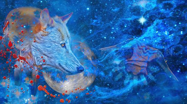 SIRIUS ALPHA WAVES WOLF