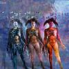 110_LAA-GSO 2015_MOD_Brandy Valentine_ART-Tashi Honnery_PhotoFX Title_Me and My Shadows_by Craig Shaffer
