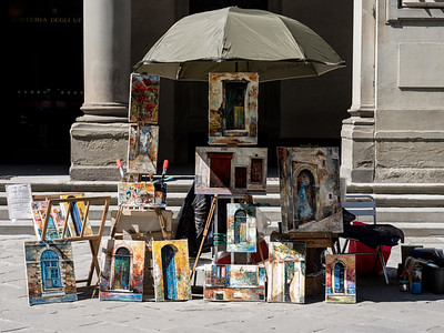Fine art of Florence