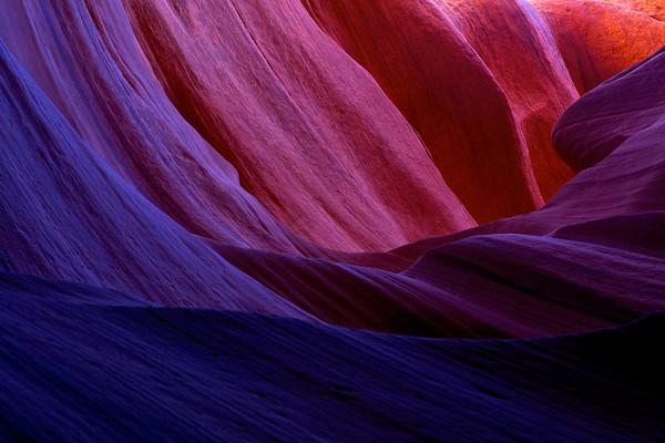 Lower Antelopa canyon